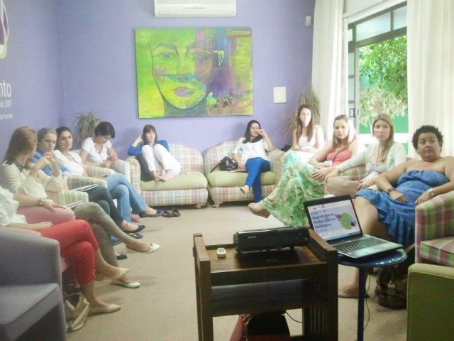 Apresentações dos Projetos de Monografia – Turma 2012