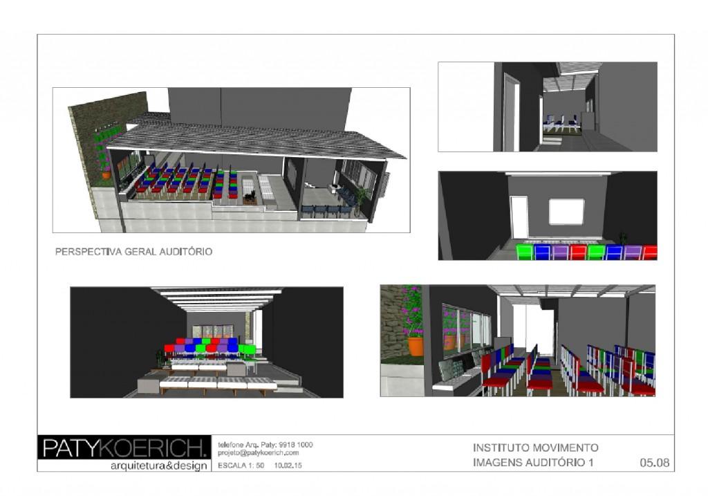 Assim - Associação Instituto Movimento - Nova Sala Multiuso