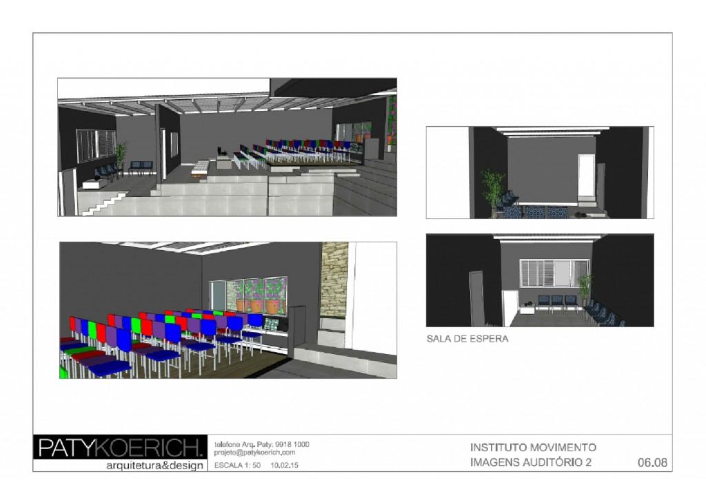 Assim - Associação Instituto Movimento - Nova Sala Multiuso 2