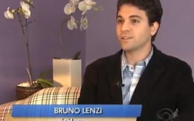Entrevista Bruno Lenzi Programa SBT e Você 16/4/2015