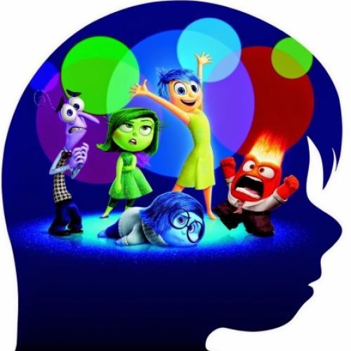 Personagens Internos em diálogo com o filme: Divertida Mente