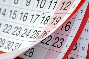 Calendário de Eventos 2017